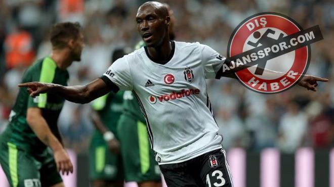 Atiba Hutchinson: ''Futbolu Beşiktaş'ta bırakmak istiyorum''