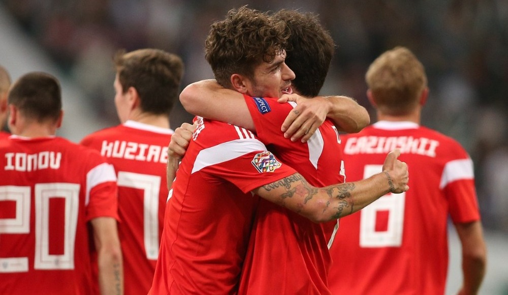 """Roman Neustadter: """"İlk golümü attığım için mutluyum"""""""