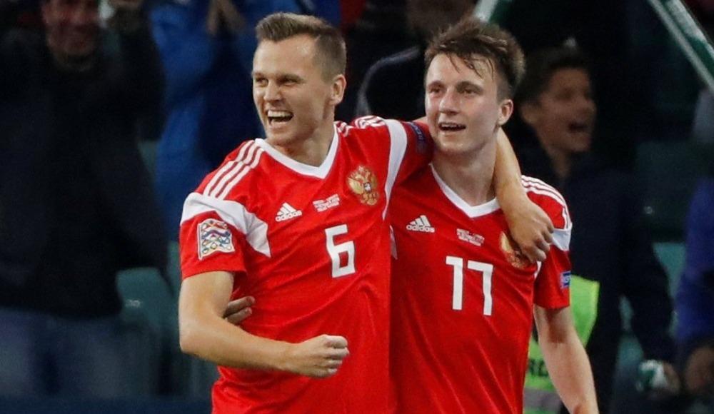 """Cheryshev: """"Kazandığımız için mutluyuz"""""""