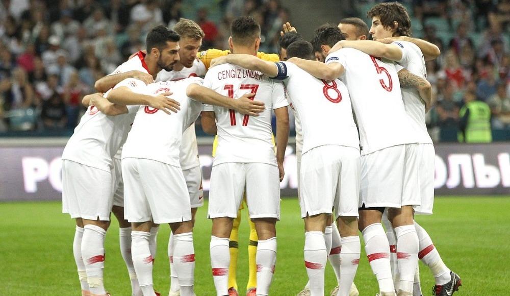 İşte UEFA Uluslar B Ligi 2. Grup'ta oluşan puan durumu