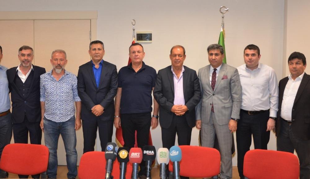 Denizlispor'un yeni teknik direktörü belli oldu! Resmi açıklama!