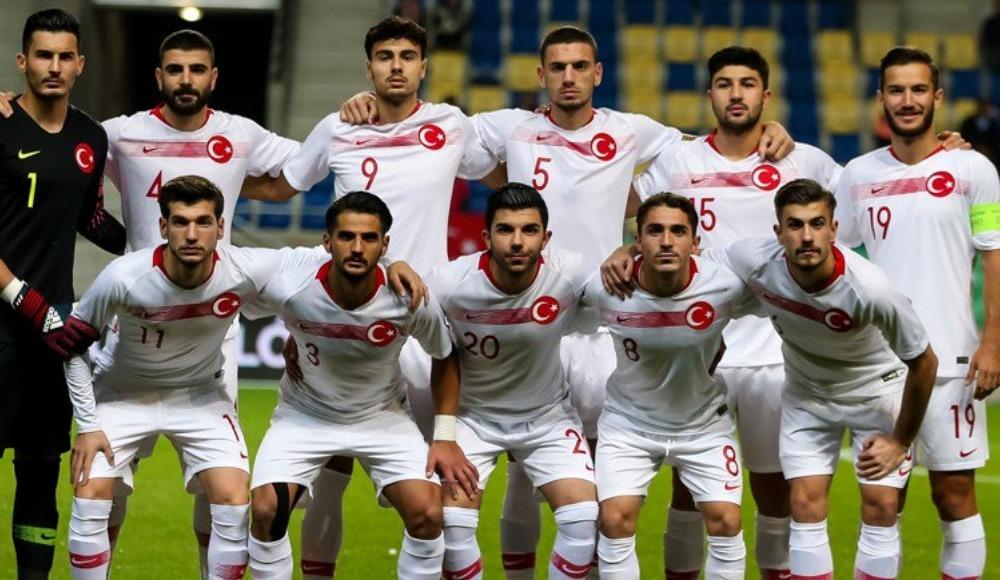Ümit Milli Takım, Macaristan'ı 2-1 yendi