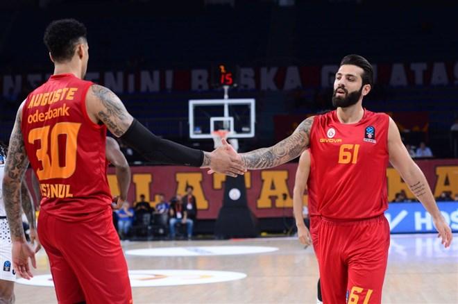 Galatasaray'ın Daçka'yı konuk edecek
