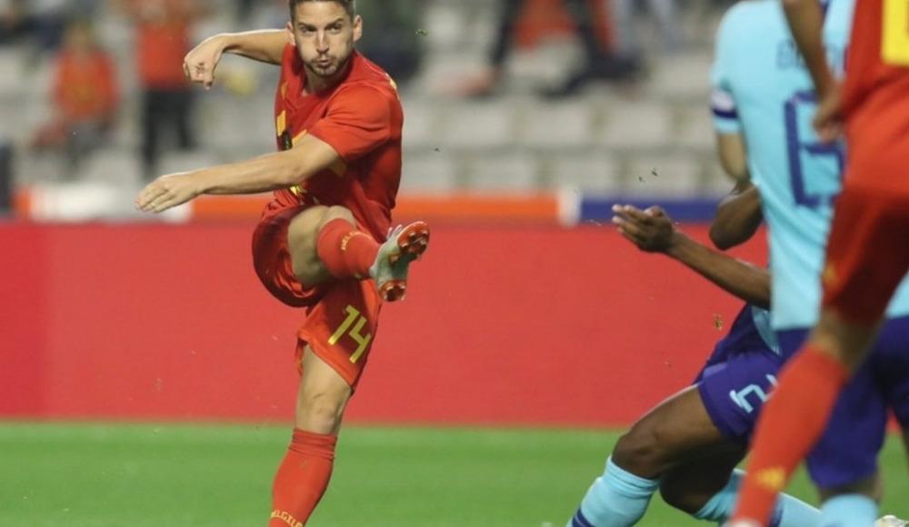 Belçika ile Hollanda hazırlık maçında yenişemedi