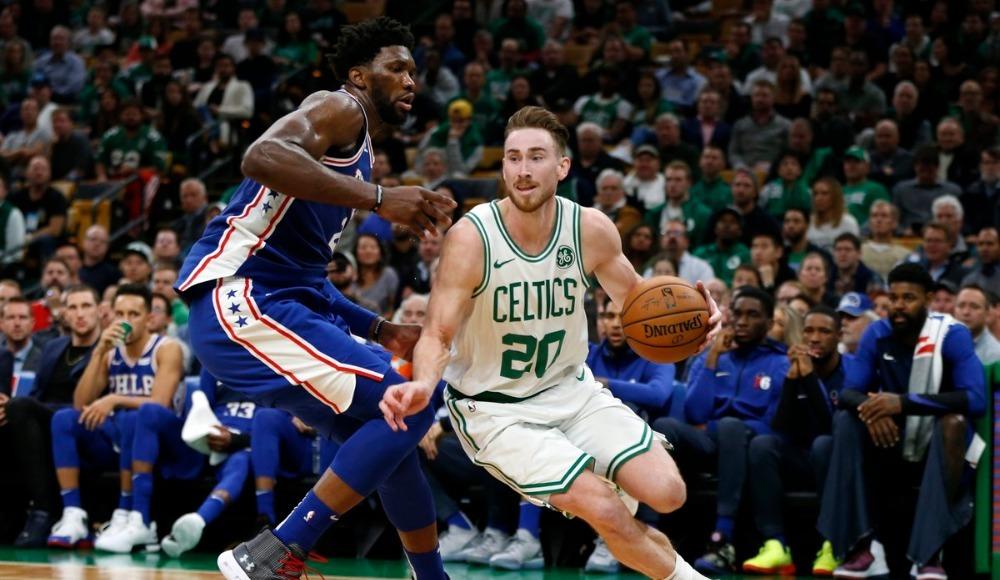 Boston Celtics, Philadelphia 76ers'a gözdağı verdi!