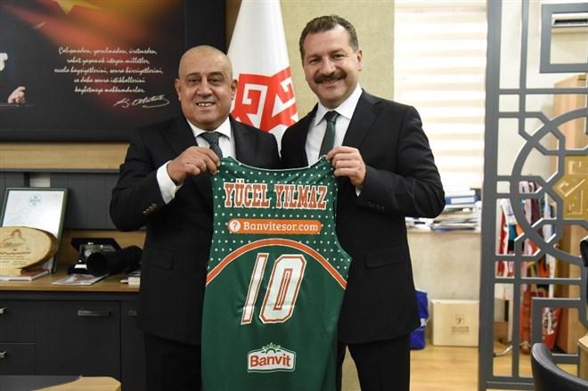 Banvit Basketbol'dan Karesispor'a ziyaret
