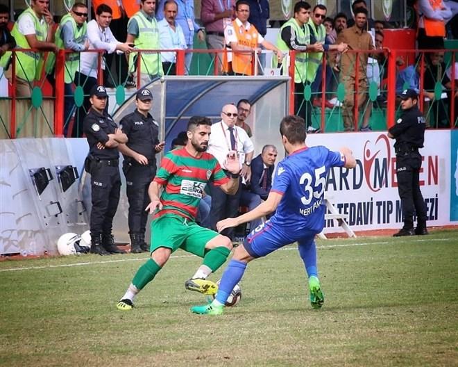 Amed Sportif Faaliyetler, Niğde Anadolu Futbol Kulübüne sahasında 1-0 mağlup oldu