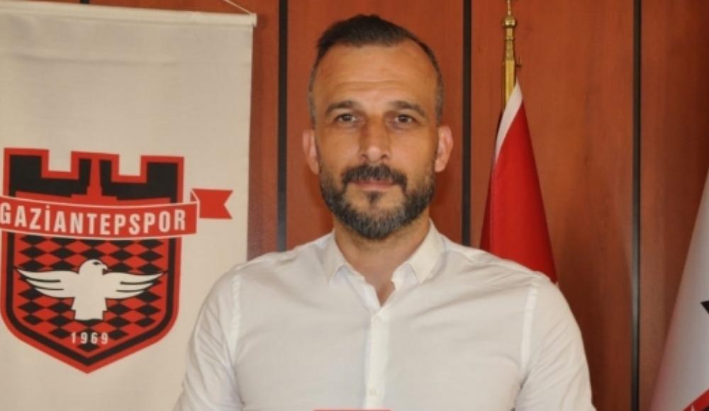 Gaziantepspor, Ender Alkan ile yollarını ayırdı
