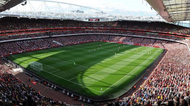 21) Emirates Stadı - Arsenal