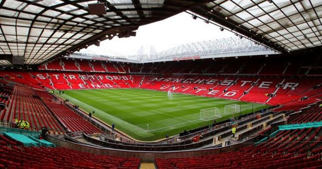 11) Old Trafford - Manchester United