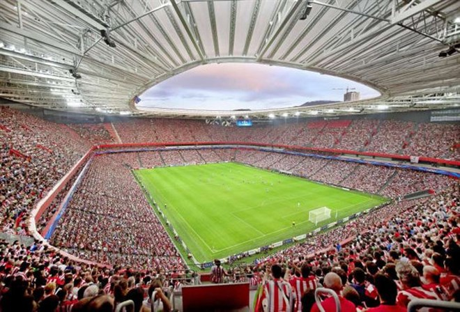 6) San Mames - Athletic Bilbao