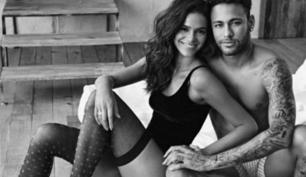 Neymar ile Bruna Marquezine ayrıldı