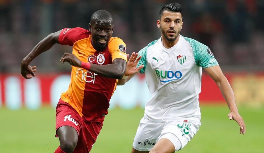 Galatasaray'ın iç saha serisi sona erdi