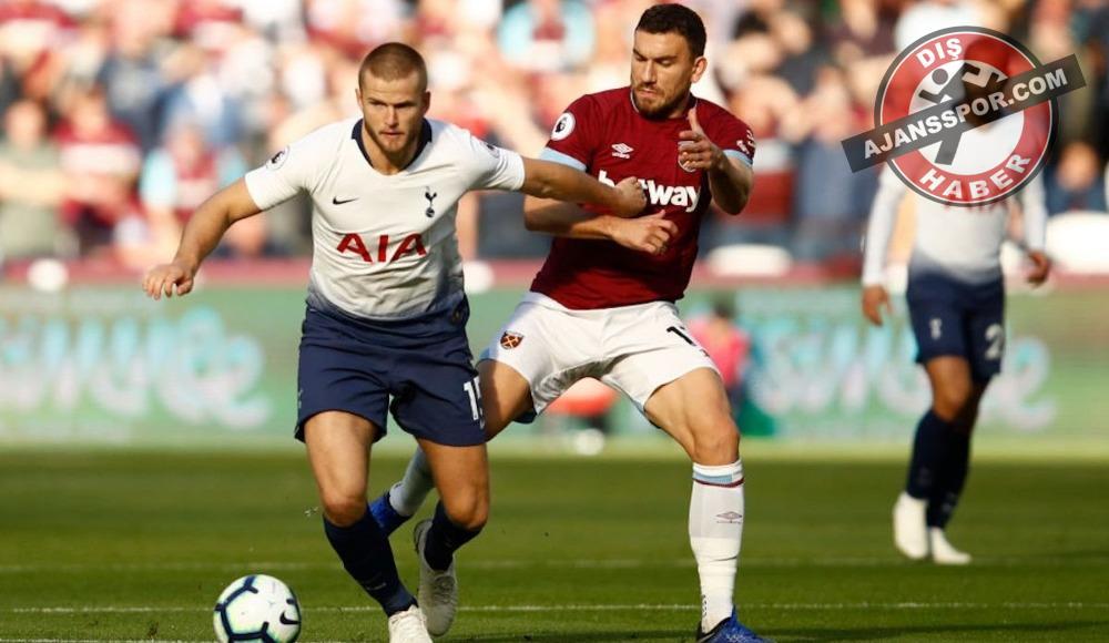 Tottenham, deplasmanda 3 puanı kaptı!