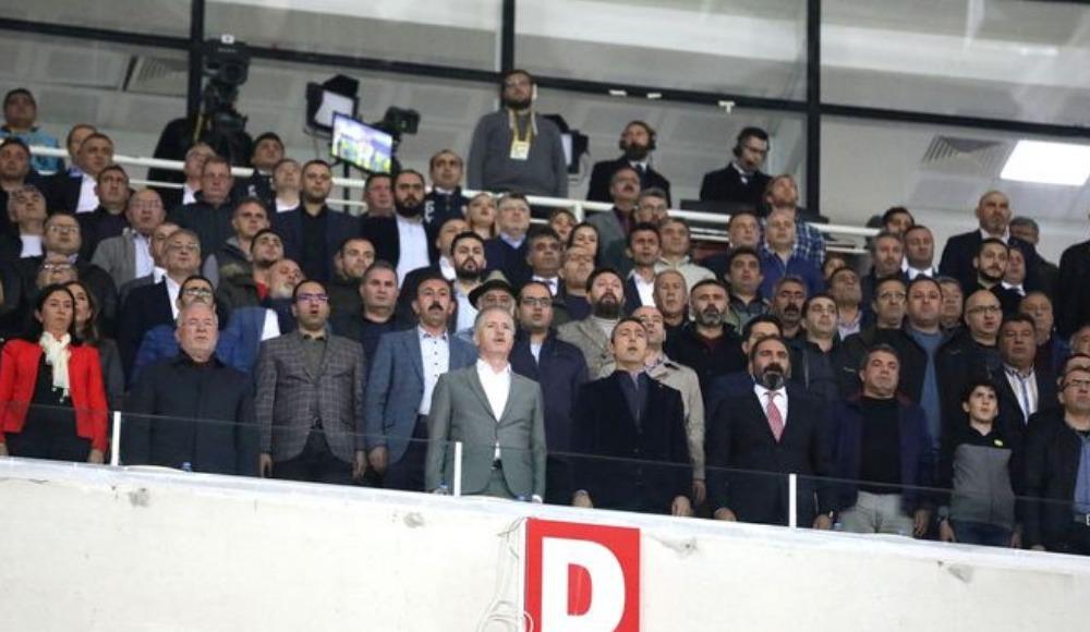 Video - Ali Koç'tan teknik ekip ve futbolculara konuşma