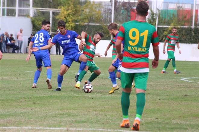Amed Sportif Faaliyetler, Gümüşhanespor'a sahasında 4-1 mağlup oldu