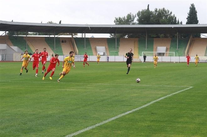 Adıyaman 1954 Spor, kendi sahasında Çatalca Spor'a 2-1 mağlup oldu
