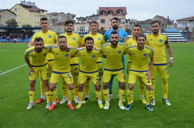 Fatsa Belediyespor sahasında konuk ettiği Gölcükspor'u 2-0 mağlup etti