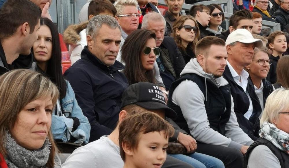 Ersun Yanal, Leverkusen-Hannover maçında