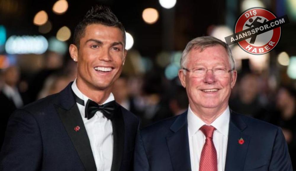 Cristiano Ronaldo: ''Sir Alex Ferguson, asla unutamayacağım biri''