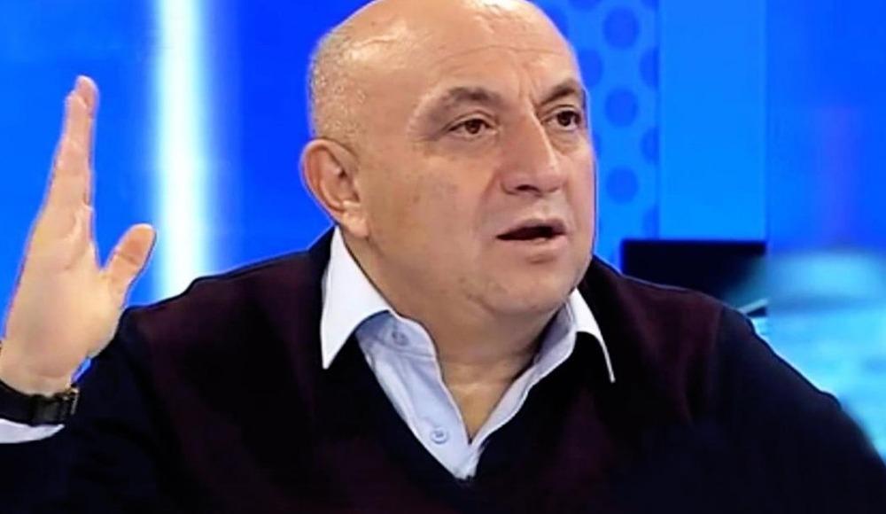 Sinan Engin: 'Trabzonspor'un Türk Telekom Stadyumu'nda hakkı yenmiştir'