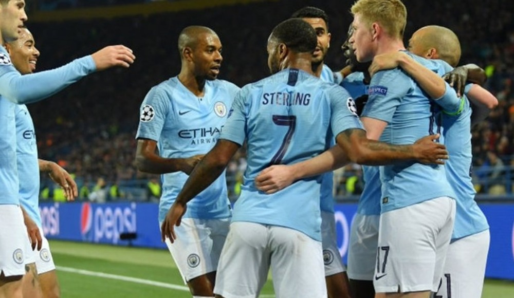 Manchester City rahat kazandı!
