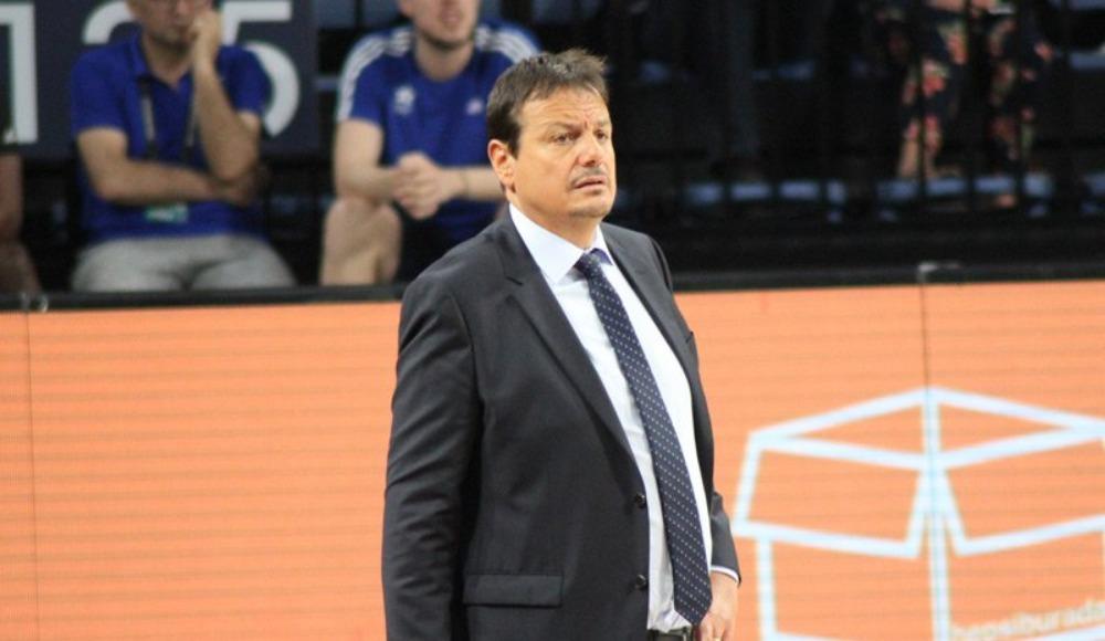 Ergin Ataman: 'Bu tip maçlar bizim için önemli'