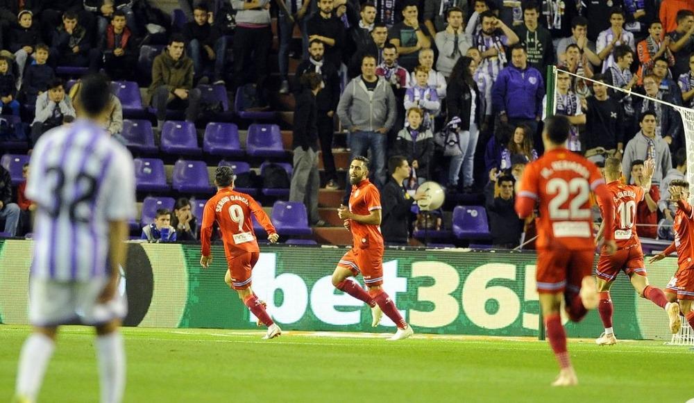 Valladolid sahasında Espanyol ile 1-1 berabere kaldı