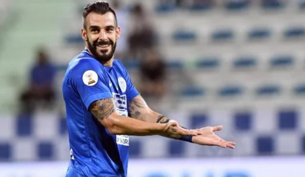 Video - Alvaro Negredo coştu, Al Nasr 1 puanı kaptı!