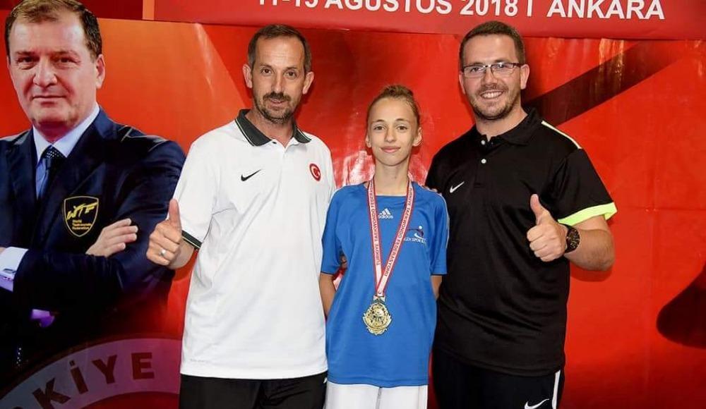 Milli tekvandocunun hedefi Avrupa şampiyonluğu