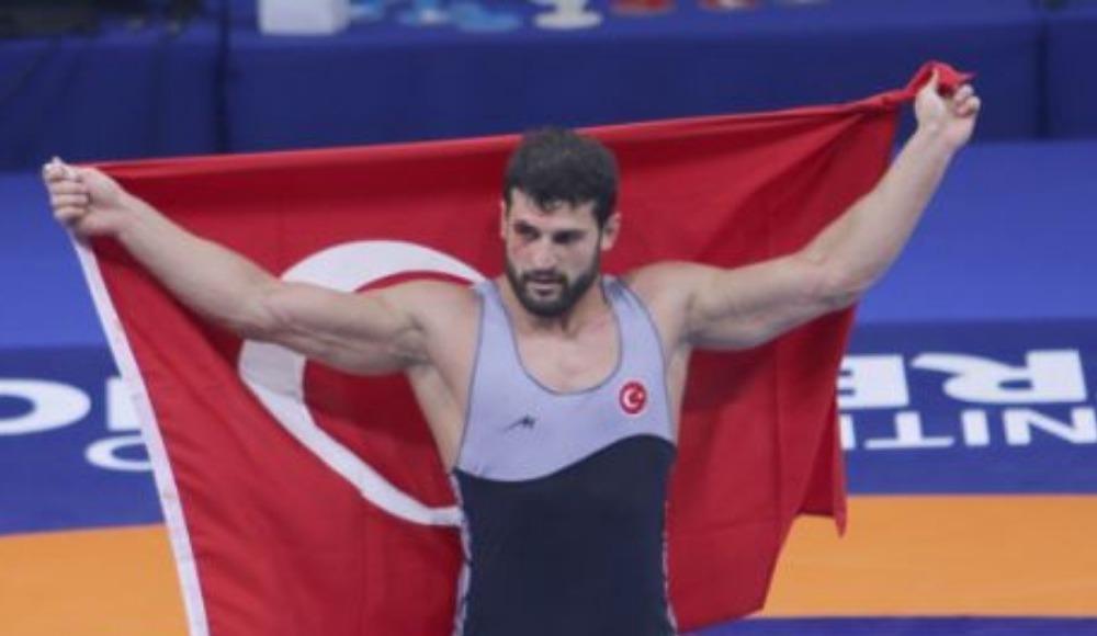 Metehan Başar'ın hedefi hedefi Olimpiyat altını