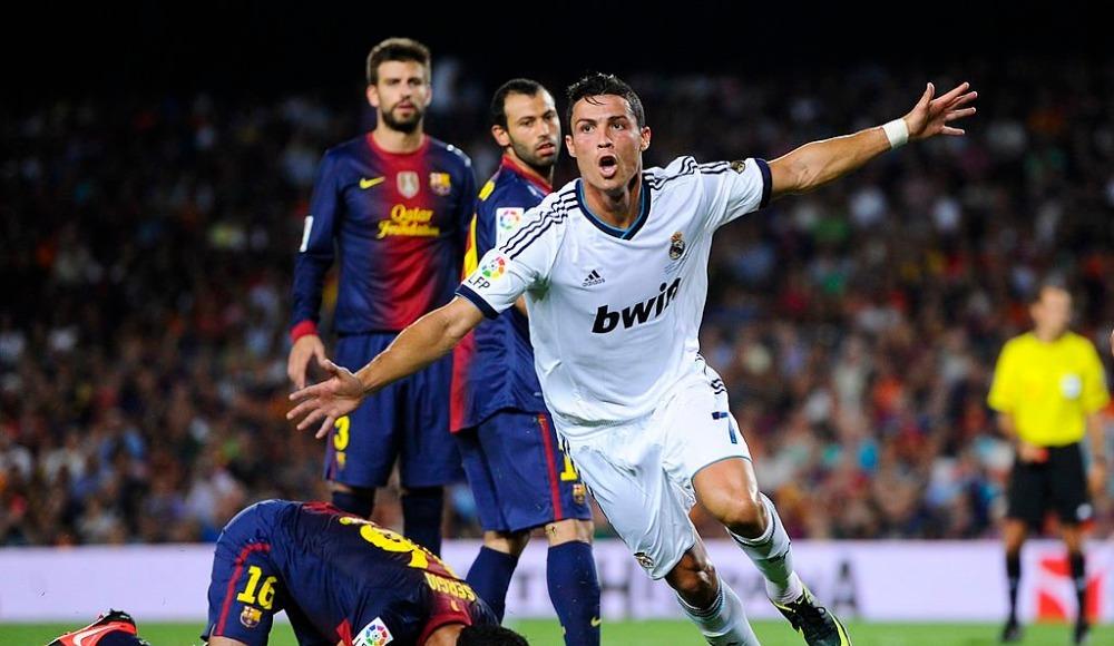"""Cristiano Ronaldo'dan El Clasico yorumu: """"Umarım Madrid kazanır"""""""