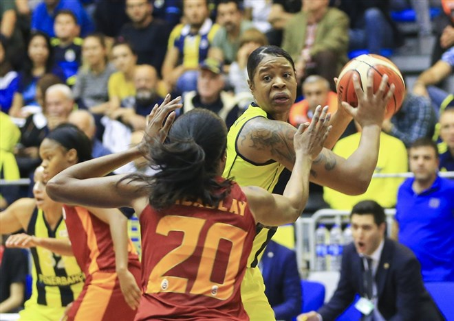 Derbide kazanan Fenerbahçe! 77-60