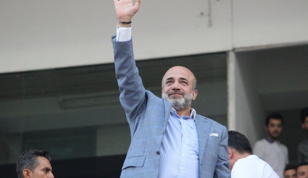 """Murat Sancak: """"Devre arasına kadar sabredeceğiz"""""""