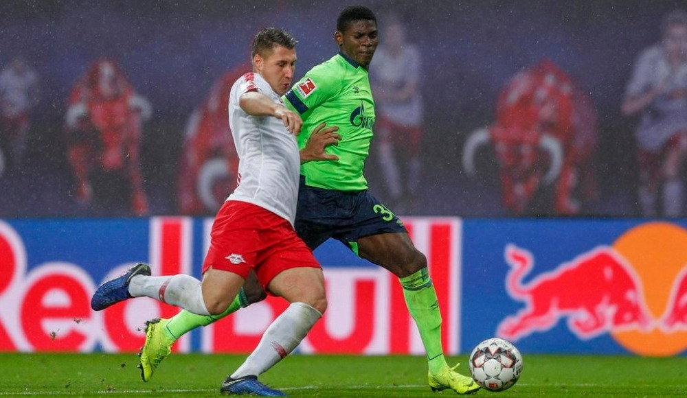 Schalke 04, Leipzig deplasmanından 1 puanı kaptı!
