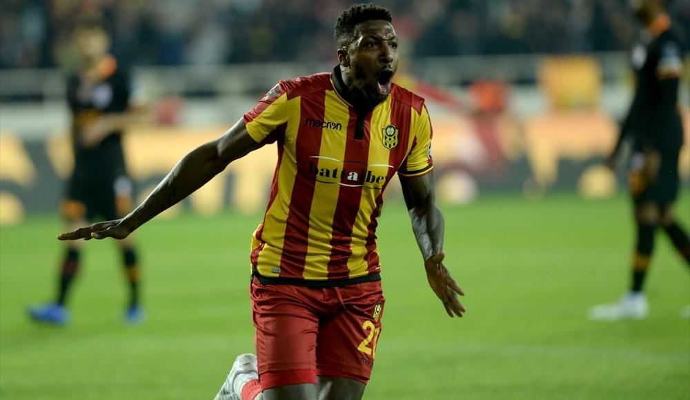 Evkur Yeni Malatyaspor'lu Mitchell Donald açıklamalarda bulundu.