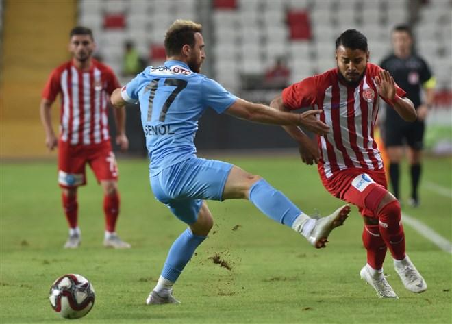 Antalyaspor, Ziraat Türkiye Kupası'nda bir üst tura yükseldi