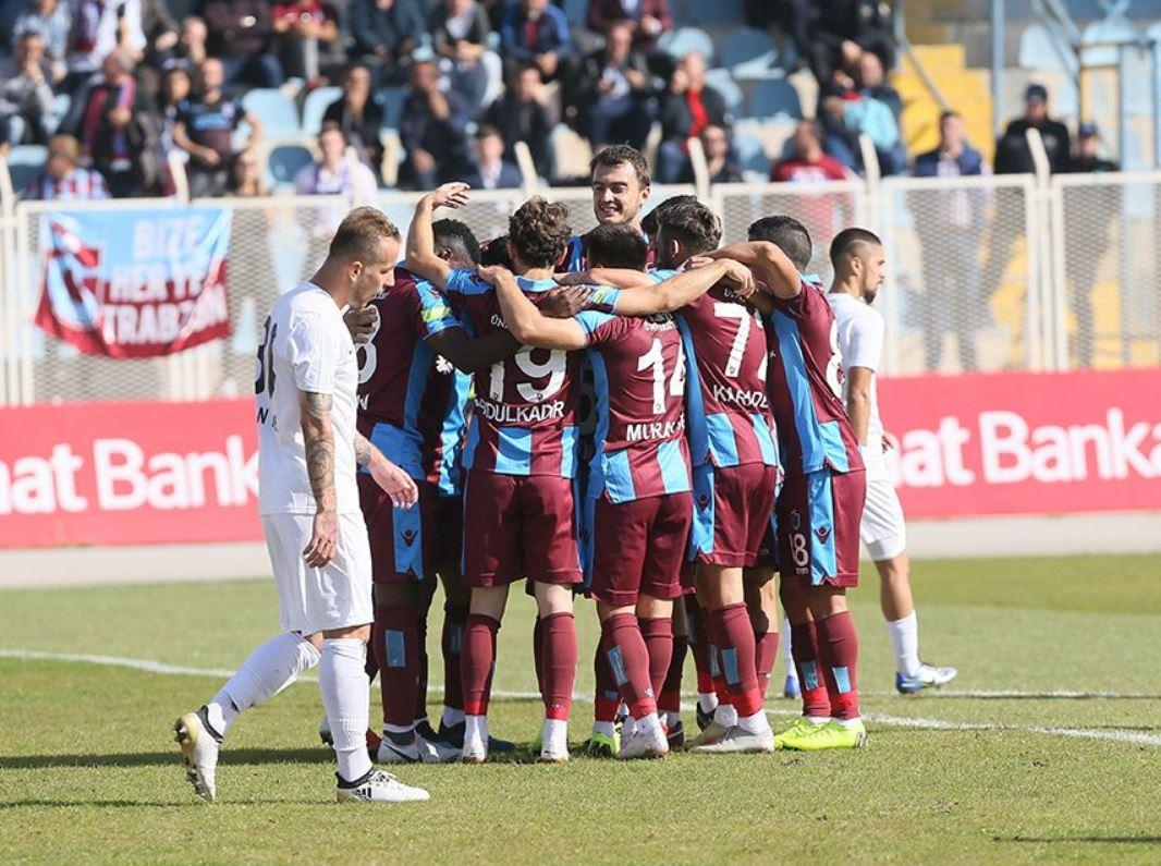 Trabzonspor, kupada 5. Tur'a yükseldi