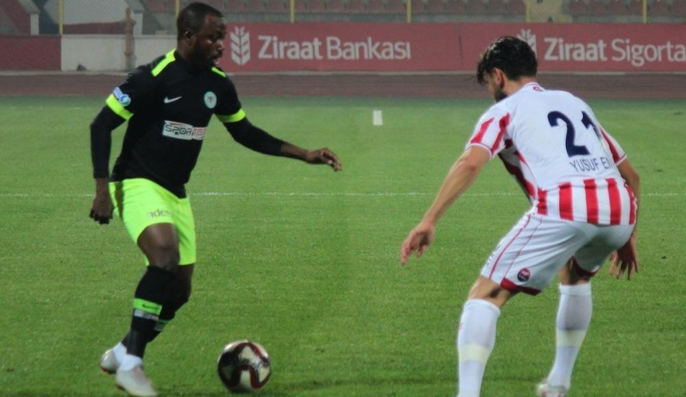 Kahramanmaraşspor Konyaspor'u geçerek tur atladı!