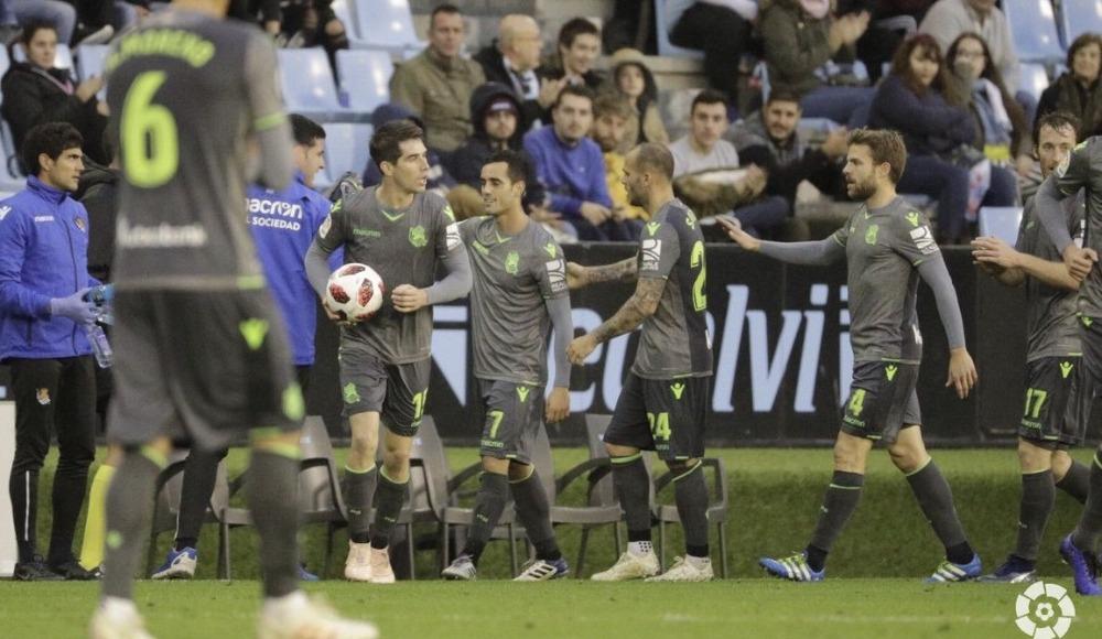 Celta Vigo ve Real Sociedad, Kral Kupası'nda yenişemedi
