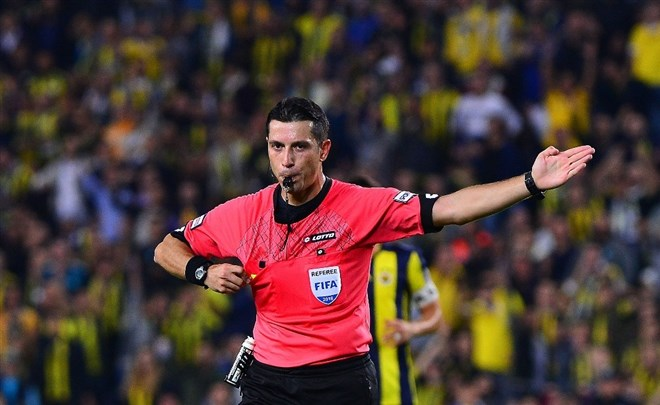 UEFA'dan Palabıyık, Göçek, Özkahya ve Kalkavan'a görev
