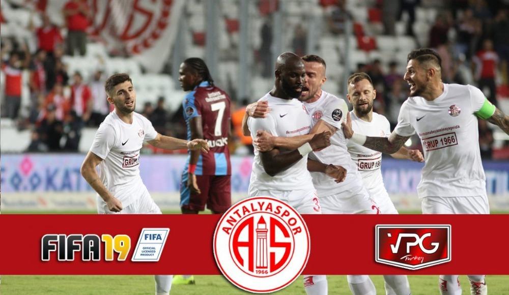 Antalyaspor, 'Espor'a adım attı