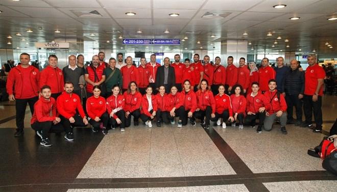Karate Milli Takımı, Dünya Şampiyonası için İspanya'ya gitti