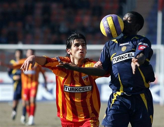 Ankaragücü ile Kayserispor 23. randevuda
