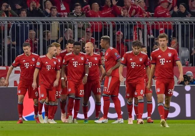 4- Bayern Münih: 104.000 puan