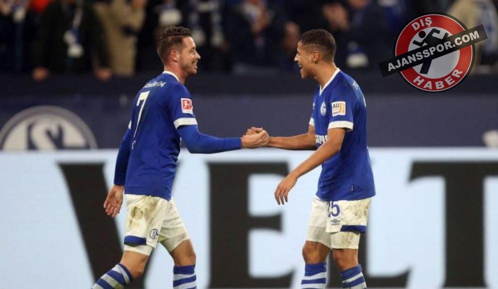 Schalke evinde güzel: 3-1!