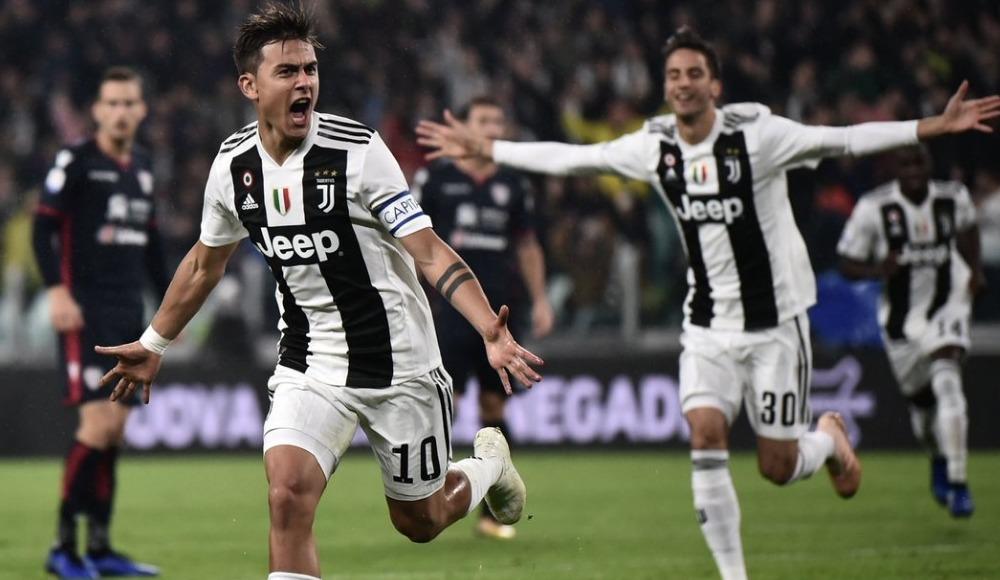 Juventus'un bileği bükülmüyor: 3-1