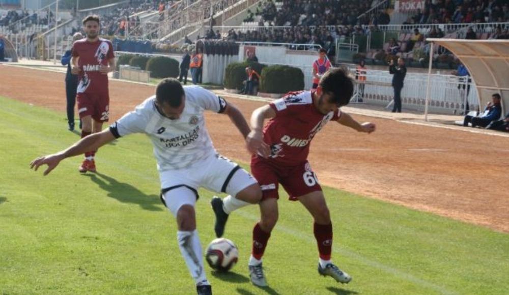 Etimesgut Belediyespor, Tokat deplasmanında 3 golle güldü