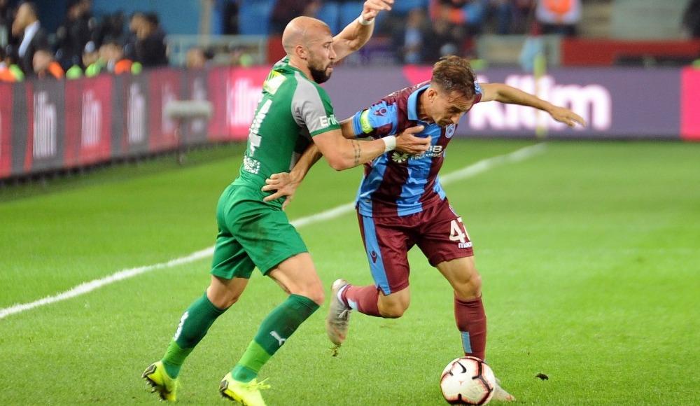 "Joao Pereira: ""Direndik ama golü yedik"""