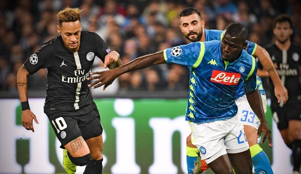 Napoli ve PSG puanları paylaştı